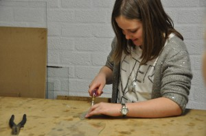 Uniek kinderfeestje, Glasatelier Vetro Colorato, glas snijden, geert hochstenbach, neerbeek, limburg, glasbewerken, workshop