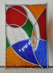 cursus glas in lood gevorderdencursus, Glasatelier Vetro Colorato, geert hochstenbach, neerbeek, limburg, glasbewerken, workshop